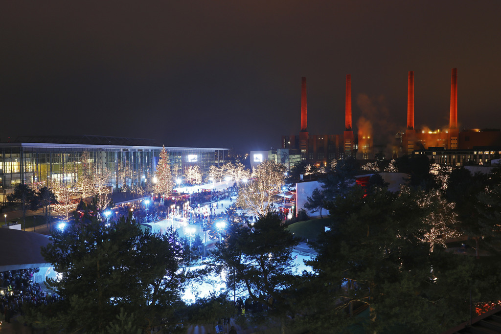 Weihnachtsmarkt Wolfsburg öffnungszeiten.Details Autostadt